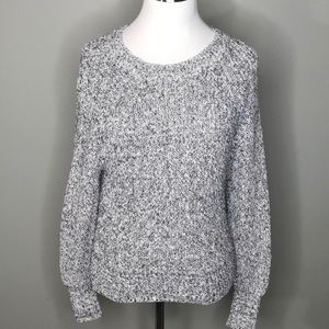 Free People Electric City Cotton & Linen Sweater